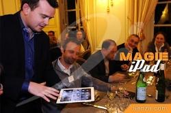Magicien Close-Up iPad