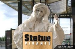 Statue Vivante