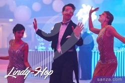 Danseurs de Lindy-Hop