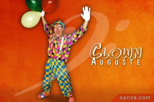 Clown Auguste