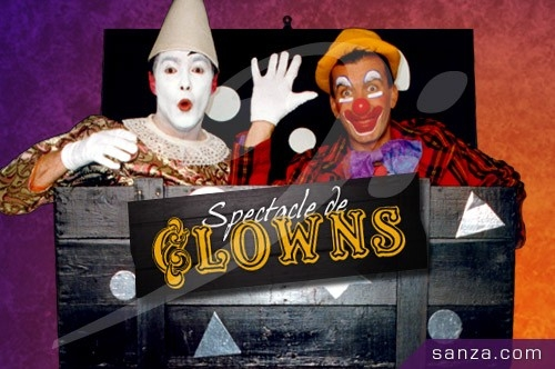 Spectacle de Clowns