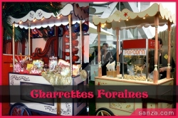 Charrettes Foraines Gourmandes