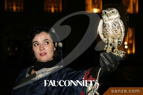 Fauconniers (Vol de Rapaces)