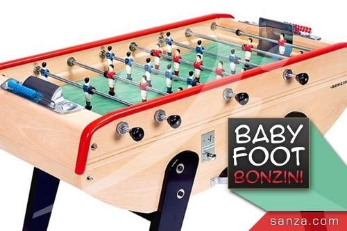 Baby-Foot Bonzini