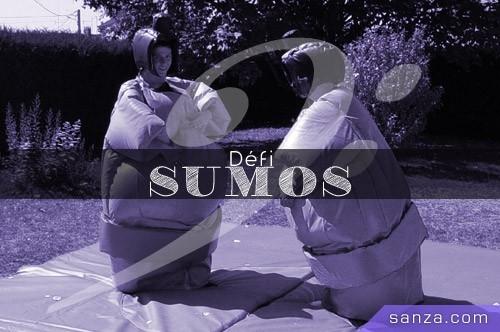 Défi Sumos