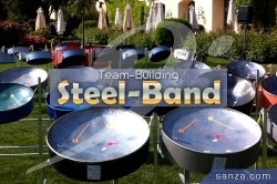 Team-Building Steel-Band