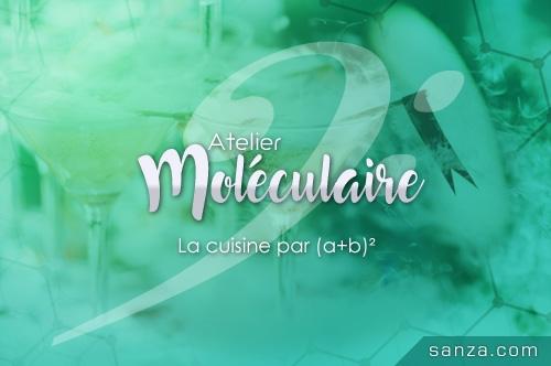 Atelier Moléculaire