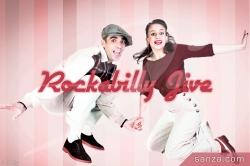 Danseurs de Rockabilly Jive