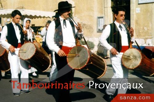 Tambourinaires Provençaux