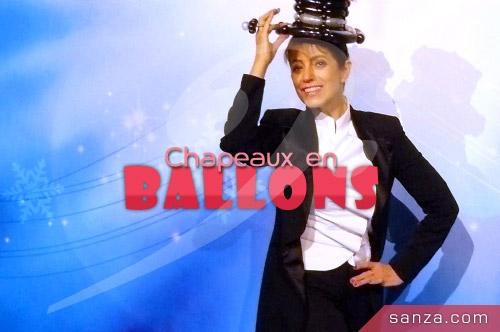 Chapeaux en Ballons