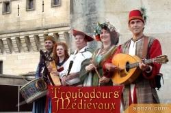 Troubadours Médiévaux