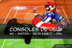 Consoles de Jeux