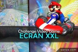 Challenge Video Game - Ecran XXL