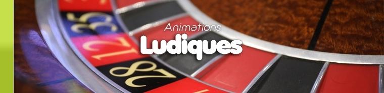Animations Ludiques - SANZA, Animation Evénementielle