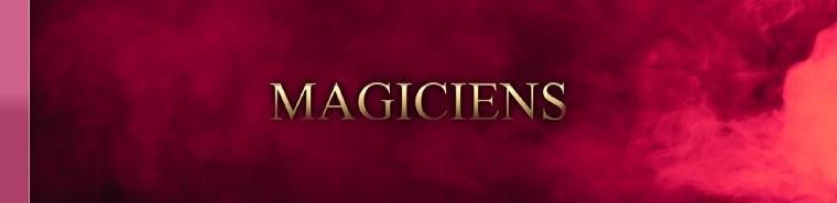 Magiciens et Magiciennes - SANZA, Animation Evénementielle