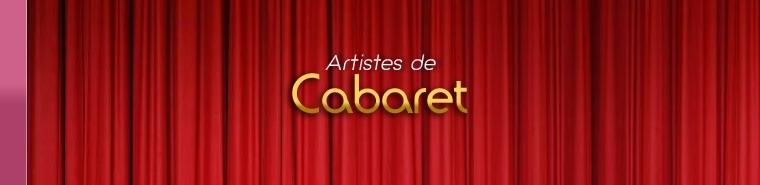 Artistes de Cabaret - Agence SANZA, Animation Evénementielle
