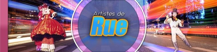 Artistes et Spectacles de Rue - SANZA Animation Evénementielle
