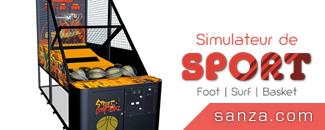 Simulateur de Sport